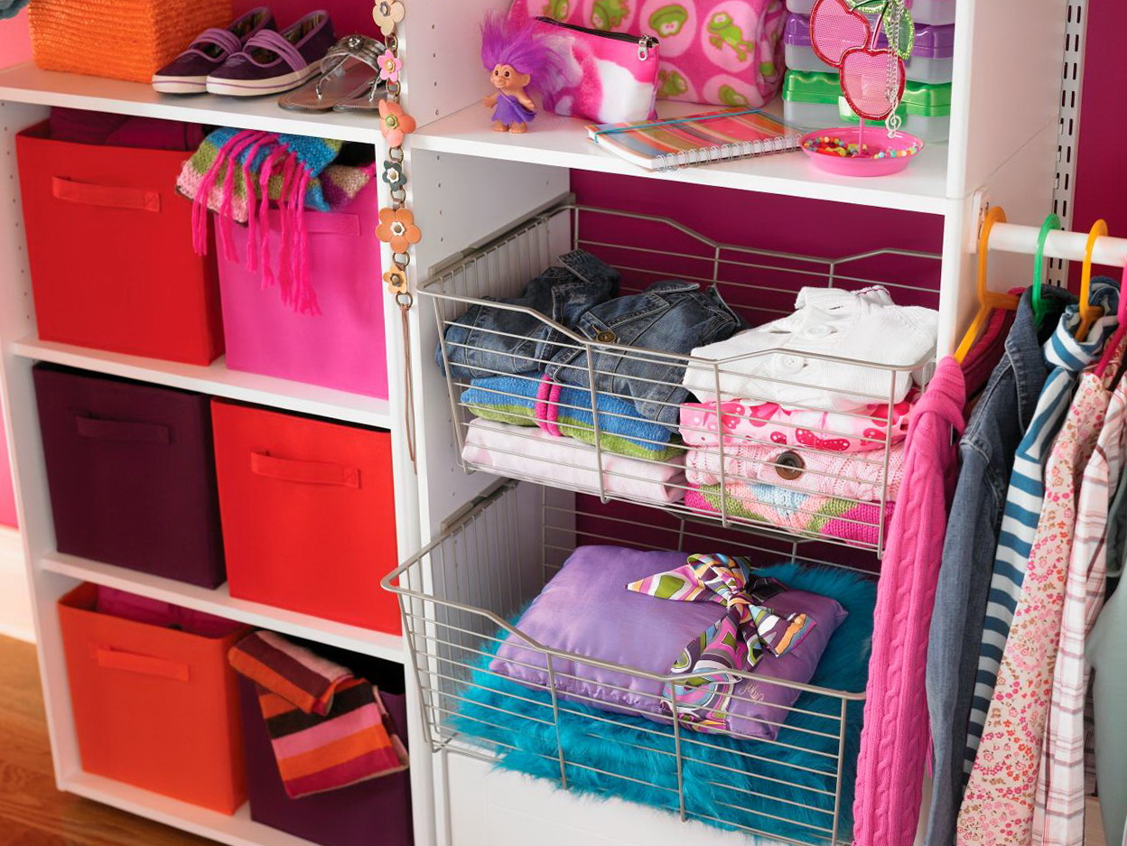 Small Closet Organizers Do It Yourself Home Design Ideas