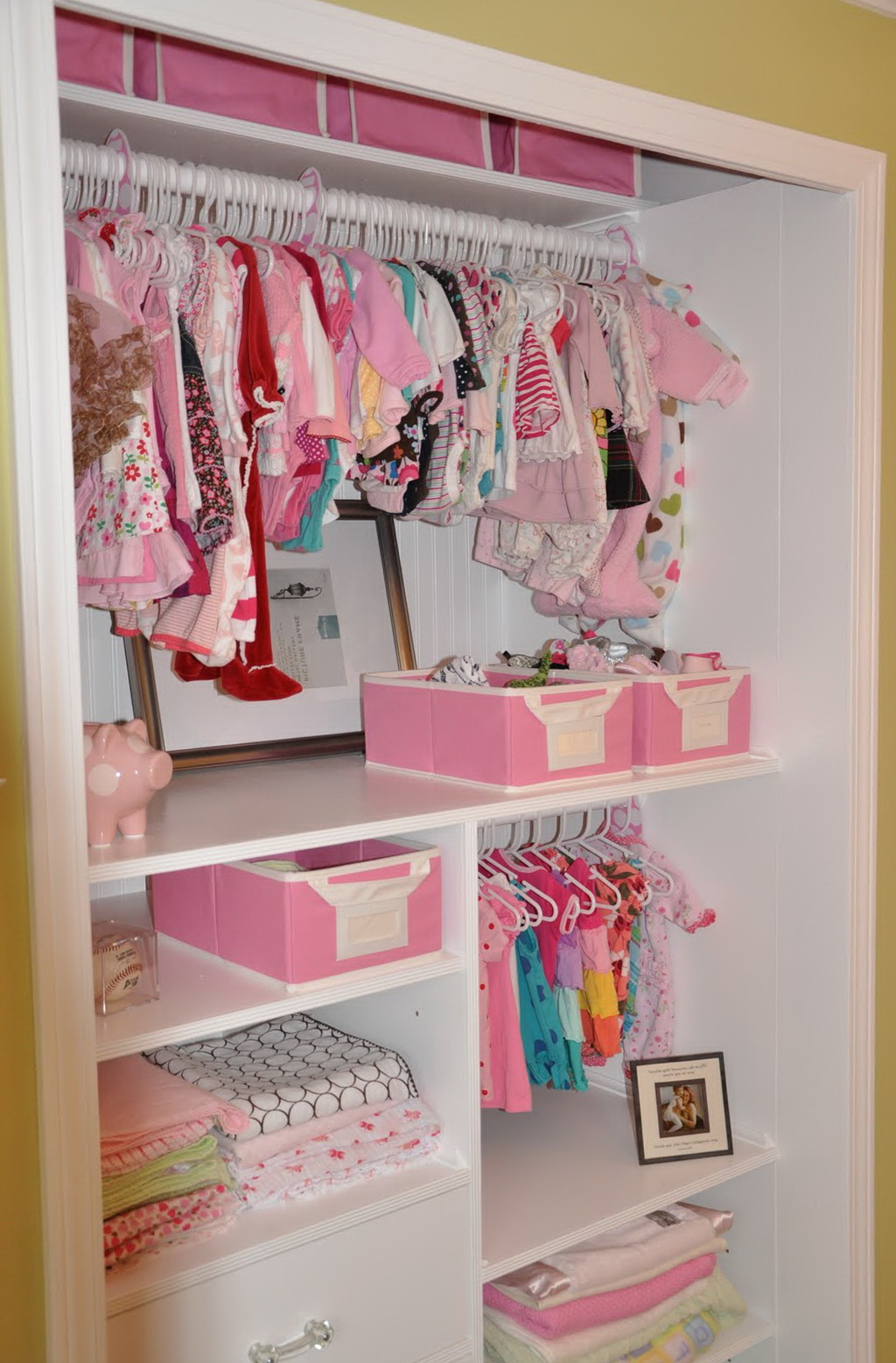Baby Girl Closet Ideas  Home Design Ideas
