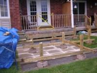 Building A Floating Deck Over Concrete Slab   Home Design ...