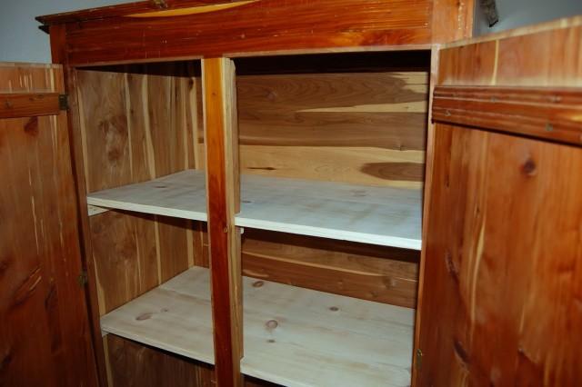 Flooring Cedar Home Depot Closet