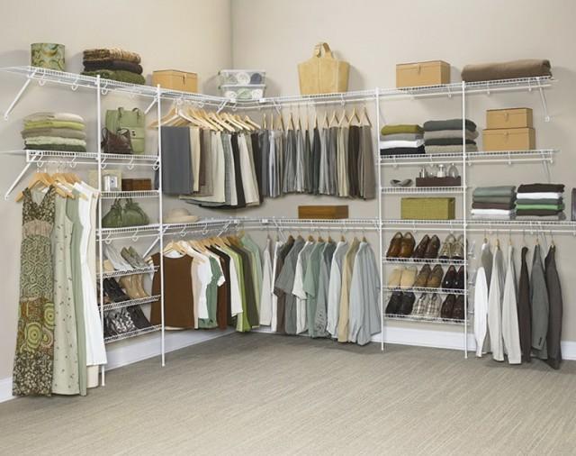 Shelving For Closets Ideas Home Design Ideas
