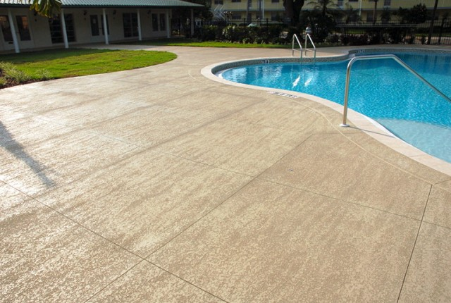 Swimming Pool Deck Images  Home Design Ideas