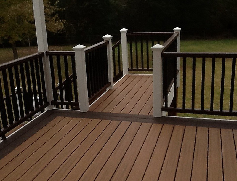 Trex Transcend Decking Cost  Home Design Ideas