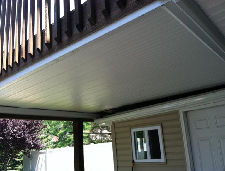 Under Deck Roofing Installers  Home Design Ideas