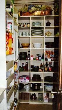 Pantry Closet Storage Ideas