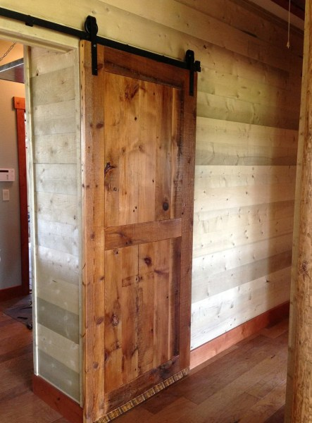 rustic bedroom closet doors Diy Rustic Closet Doors | Home Design Ideas