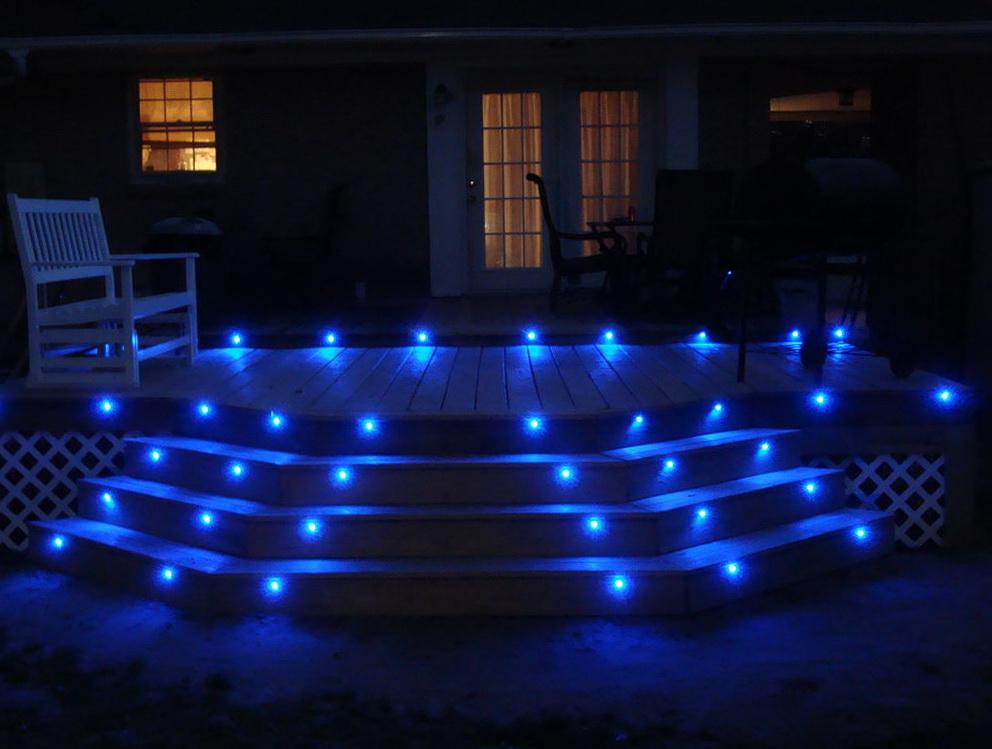 Led Deck Lighting Strips  Home Design Ideas