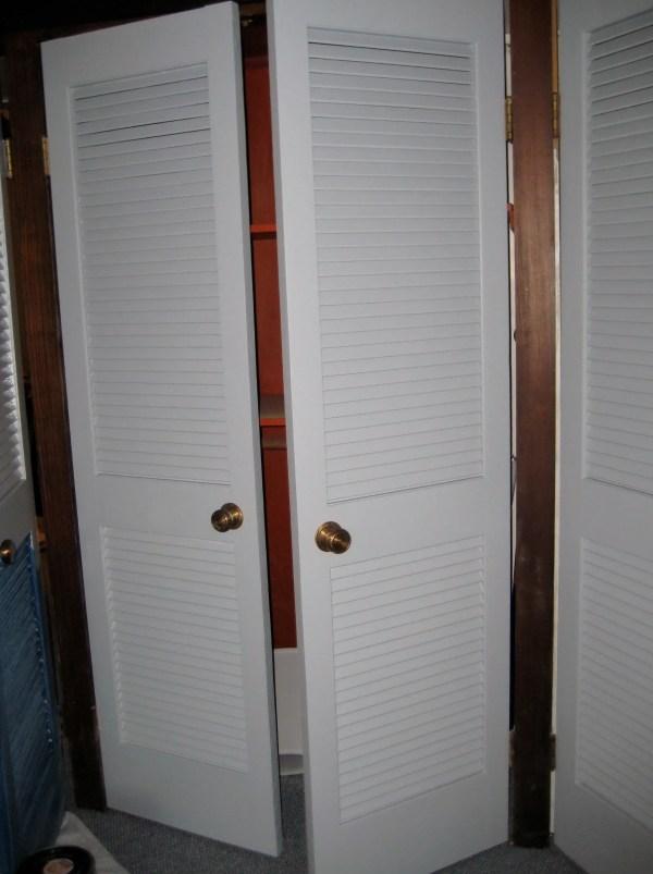 Louvered Sliding Closet Doors Home Depot