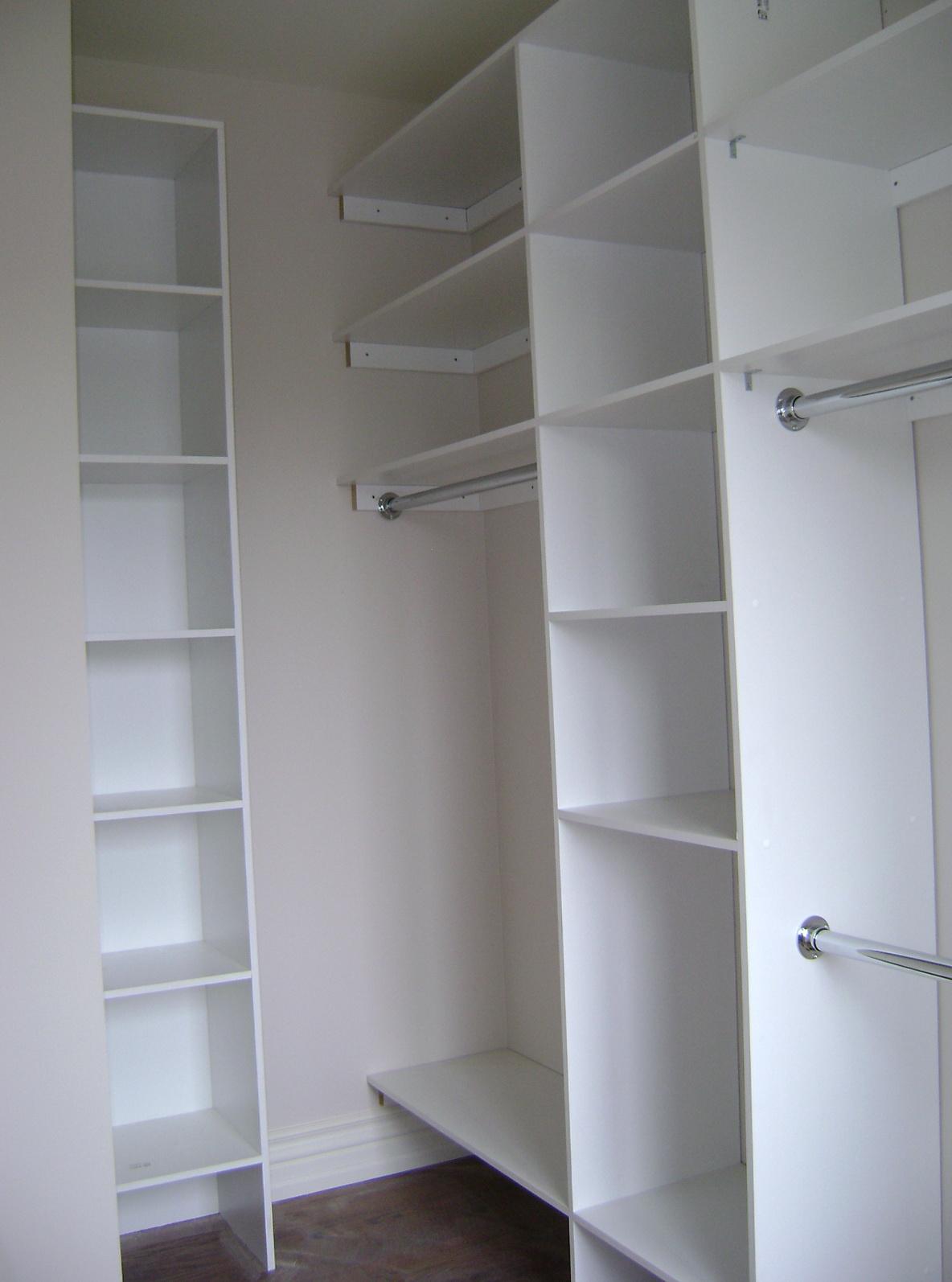 Make Your Own Closet System  Home Design Ideas