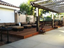 Modern Outdoor Deck Ideas