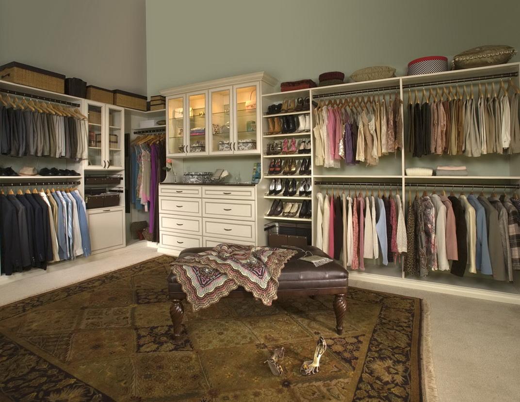 Walk In Closet Organizers Menards Home Design Ideas