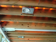 Waterproof Under Deck Lighting Home Design Ideas