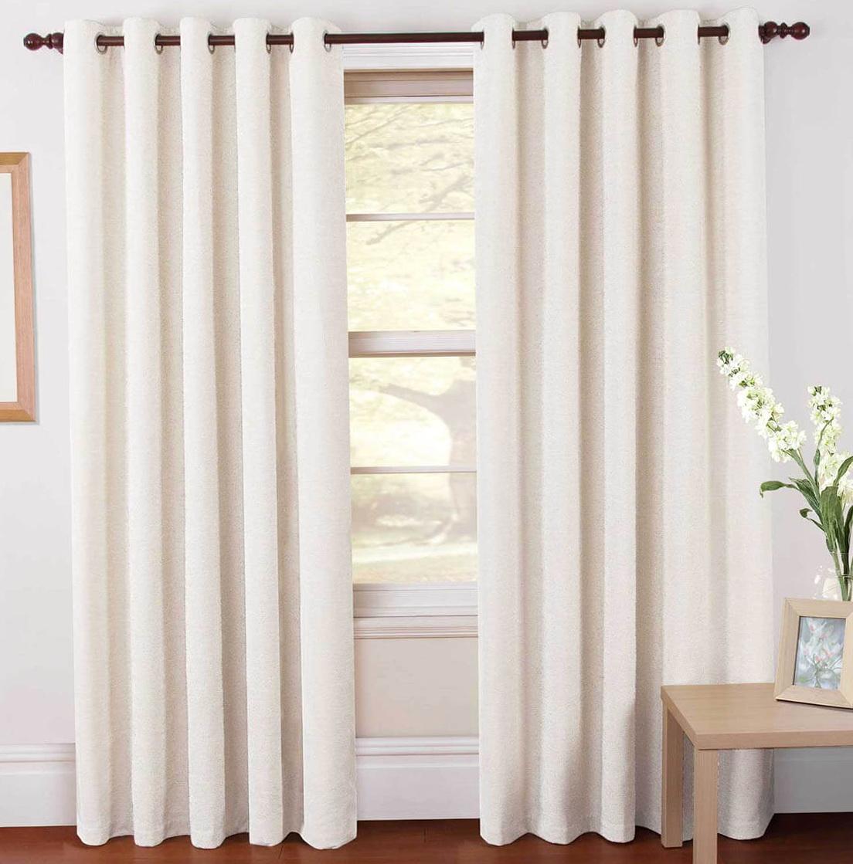 Blackout Curtain Liner White  Home Design Ideas