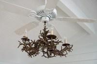 Crystal Chandelier Ceiling Fan Combination | Home Design Ideas