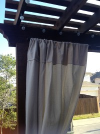 Outdoor Curtains For Patio Ikea