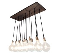 Industrial Style Lighting Chandelier | Home Design Ideas