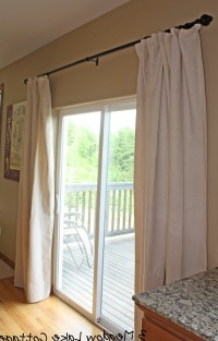 Patio Door Curtains Grommet Top | Home Design Ideas