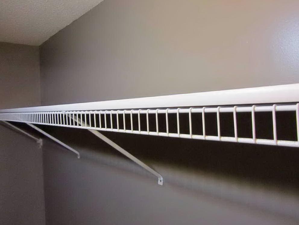 Wire Shelving For Closets Home Depot Home Design Ideas