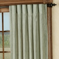Back Tab Panel Curtains
