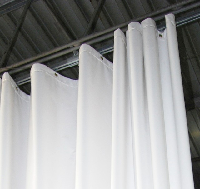 ceiling curtain track ikea room