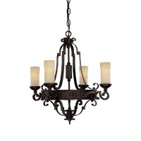Hanging Candle Chandelier Non Electric | Home Design Ideas