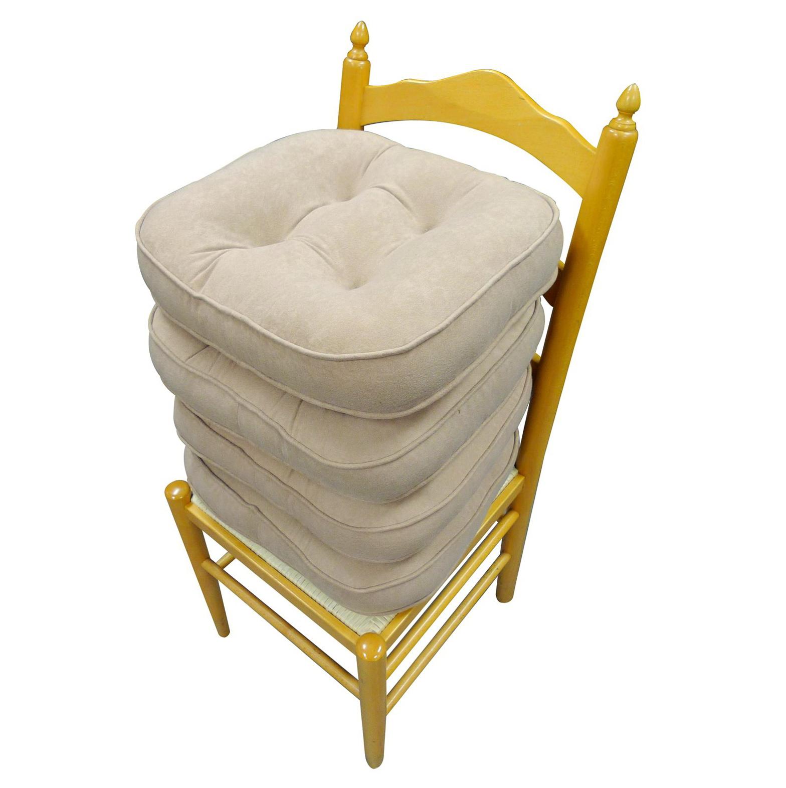 Kitchen Chair Cushions Set Of 4  Home Design Ideas