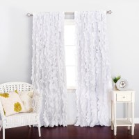 Nursery Blackout Curtains White | Home Design Ideas