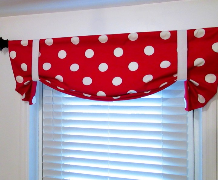 Red Polka Dot Curtains Uk Gopelling Net