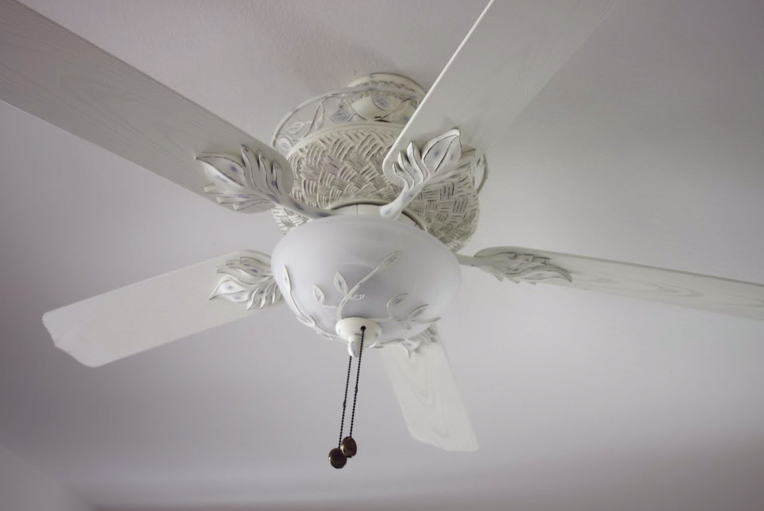 Shabby Chic Ceiling Fan Chandeliers  Home Design Ideas