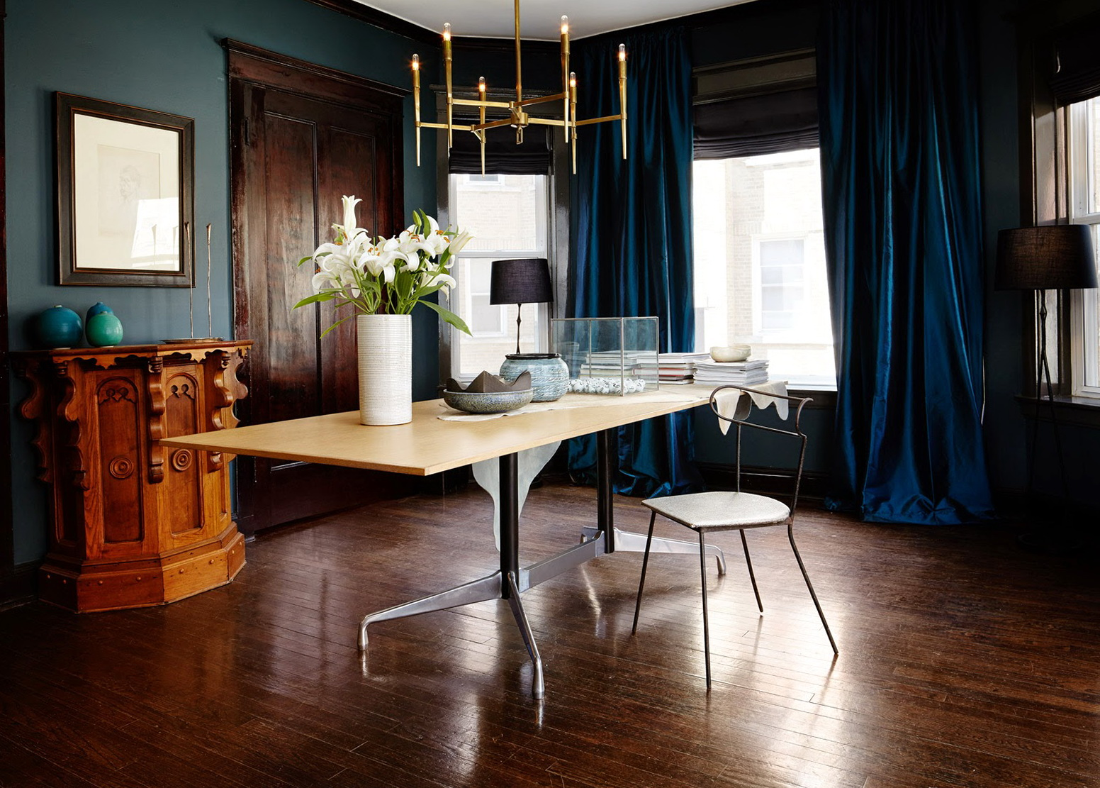 Simple Chandelier For Dining Room Home Design Ideas