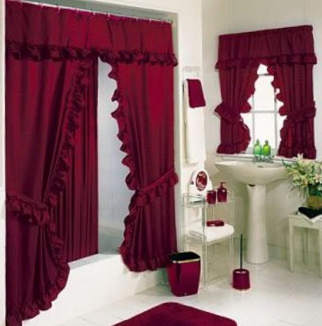 Luxury Shower Curtain Sets  Home Design Ideas