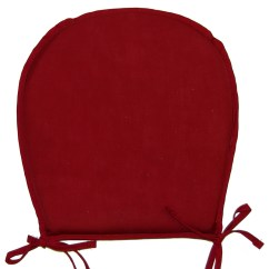 Chair Cushions With Ties Ikea Baby Girl Home Design Ideas