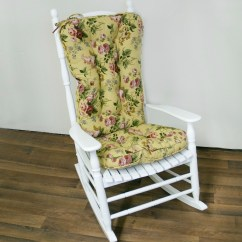 Lowes Rocking Chair Cushions Hanging Swing Without Stand For Glider Chairs | Home Design Ideas