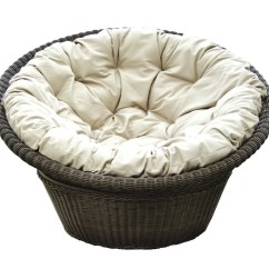 Replacement Papasan Chair Cushion X Desk Double Home Design Ideas