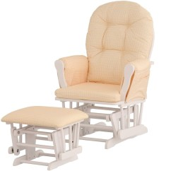 Replacement Glider Rocking Chair Cushions Maloof Plans Rocker And Ottoman Set Fun Summer Time For Kids