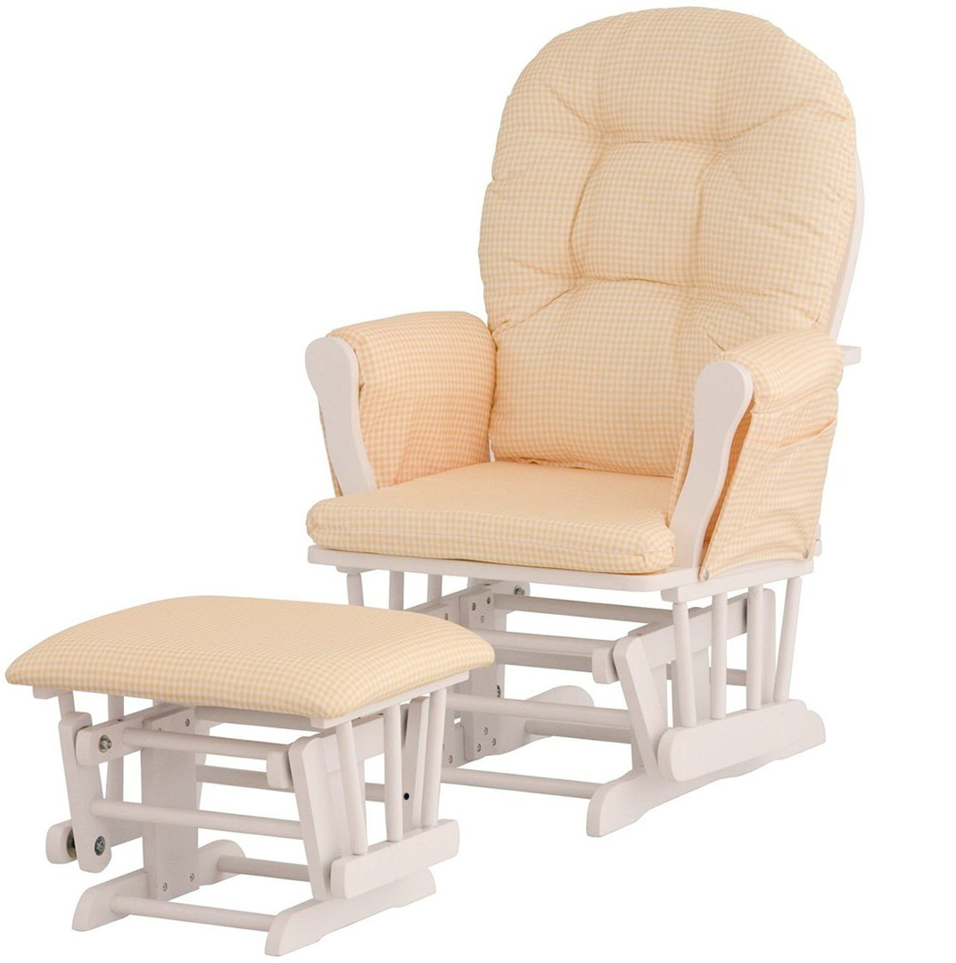 glider chair and ottoman replacement cushions office chairs sale rocker set fun summer time for kids