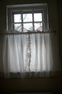 Half Door Curtain Panels | Home Design Ideas