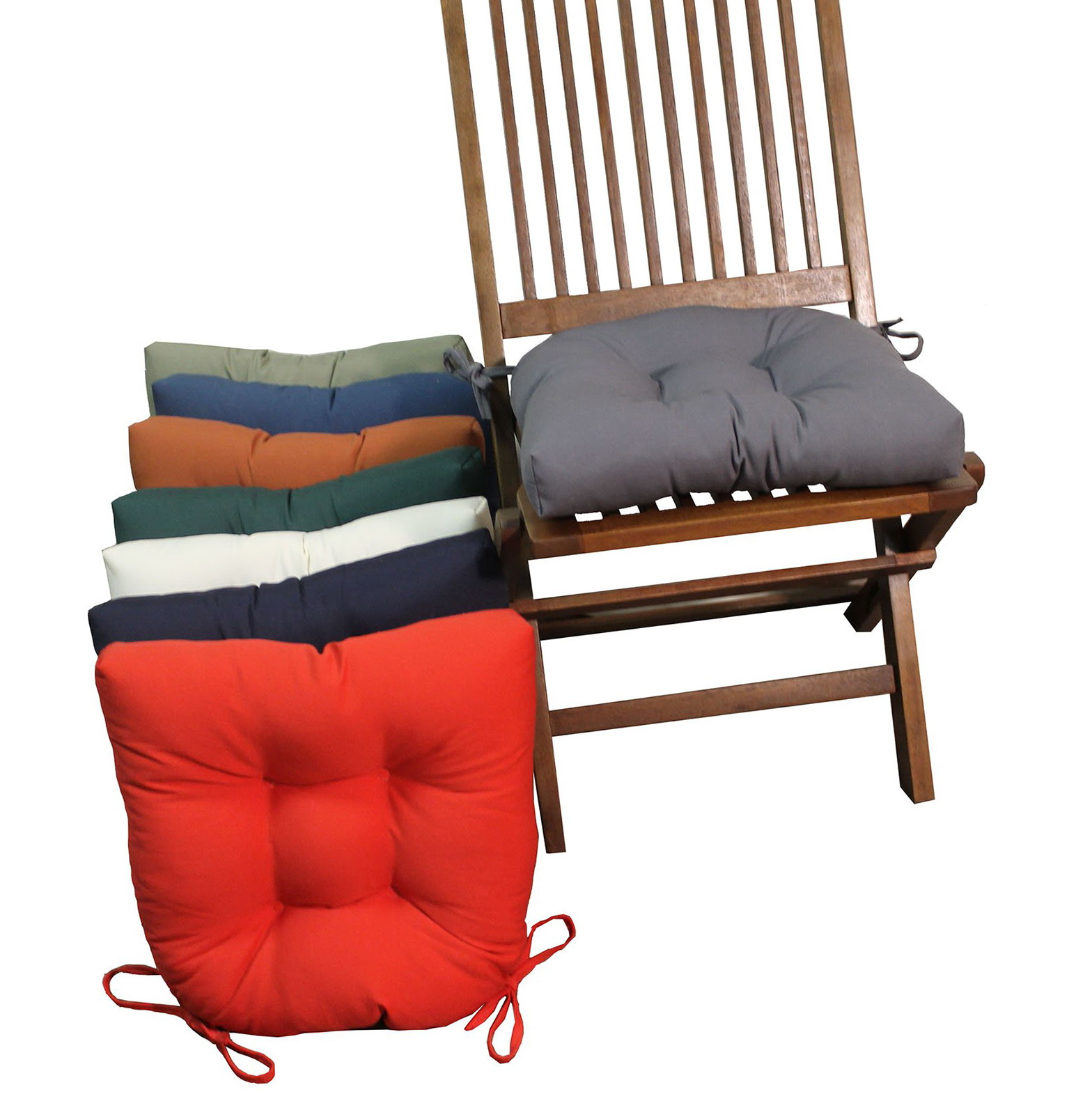 chair cushions with ties ikea wing ottoman india home design ideas