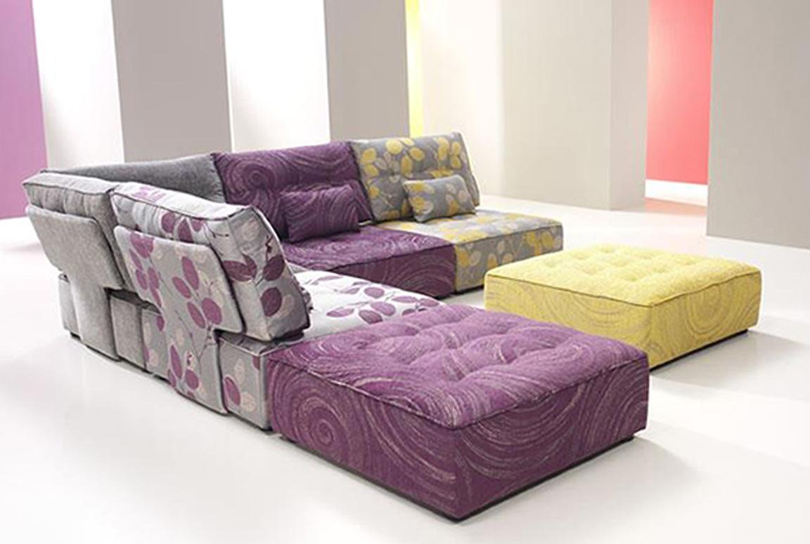 Modular Floor Cushion Seating  Home Design Ideas