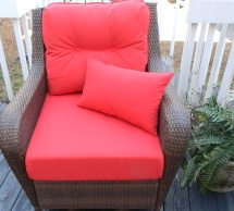 Outdoor Deep Seat Cushions Home Design Ideas