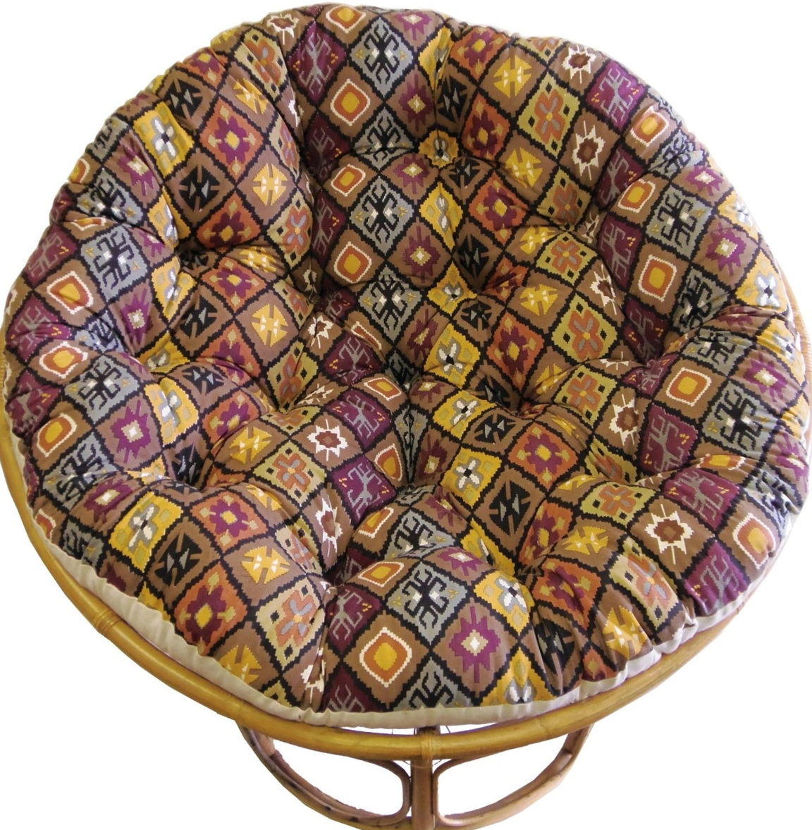 papasan chair cover etsy old lady cushion pattern home design ideas