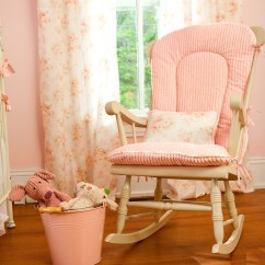 Rocking Chairs For Nursery Australia Birth Chair Delivery Pink Cushions Home Design Ideas