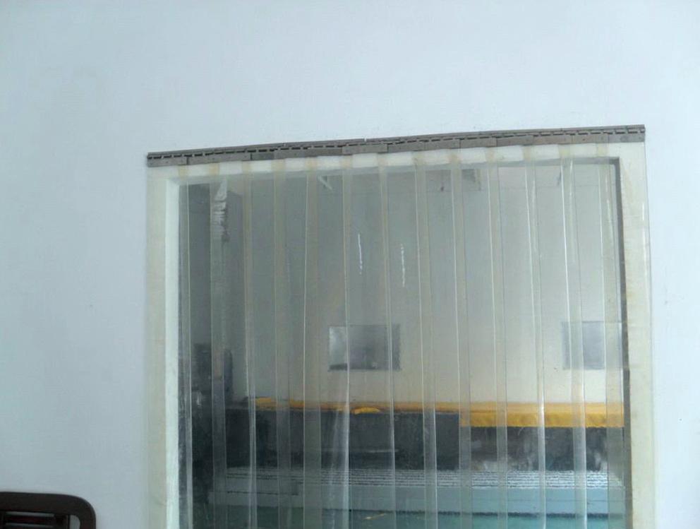 Plastic Garage Door Curtains  Home Design Ideas