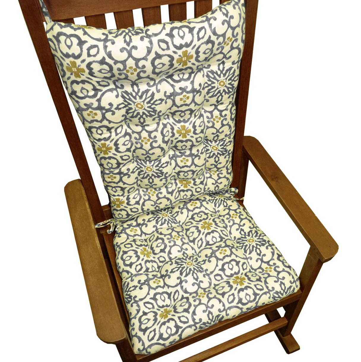 indoor rocking chair cushion sets garden covers ebay sears home design ideas