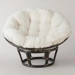 Circular Bamboo Chair Cushion Spring Sling Patio Chairs Round Cushions Ikea Home Design Ideas