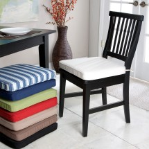 Seat Cushion Covers Dining Room Chairs Home Design Ideas