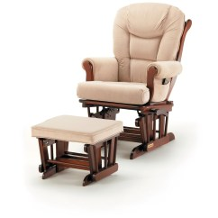 Replacement Glider Rocking Chair Cushions Outdoor Double White Shermag Home Design Ideas