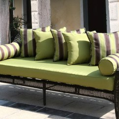 Wicker Chair Seat Cushion Covers Proper Posture Cushions Home Design Ideas