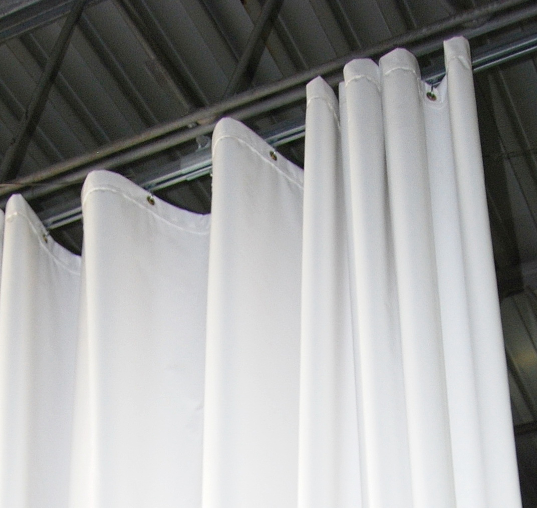 Ceiling Track Curtains Home Depot Home Design Ideas