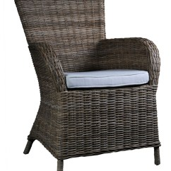 Wicker Chair Cushions With Ties Makeup Chairs For Professional Artists Uk Home Design Ideas